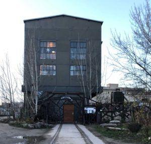 Berlin Berghain Rear